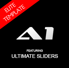 A1 Sports and Performance - Elite Template with Ultimate Sliders