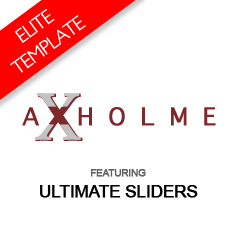 Axholme Automotive -  Elite Template with Ultimate Sliders