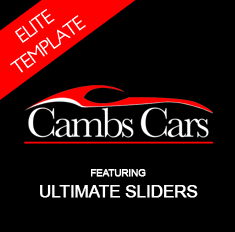 Cambs Cars - Elite Template with Ultimate Sliders