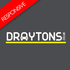 Draytons Cars - Responsive Template